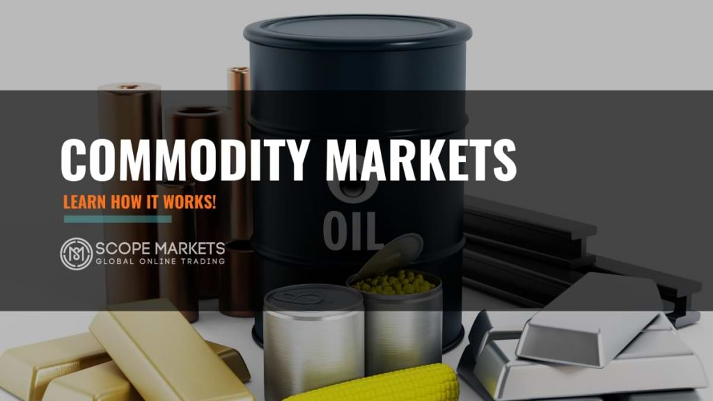 how commodity markets works