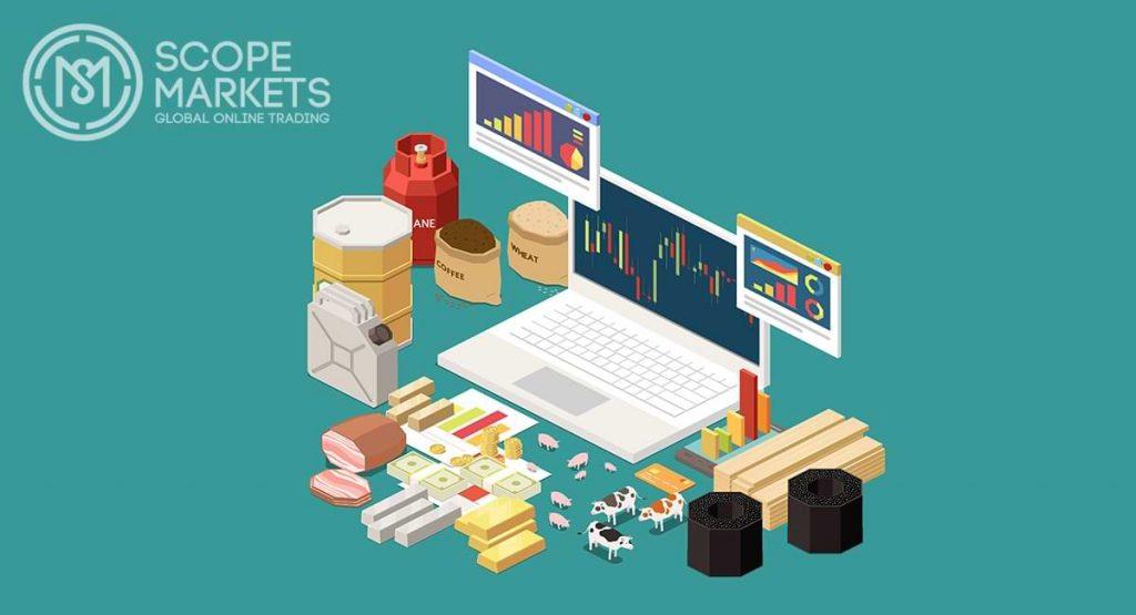 Các loại hàng hóa được giao dịch phổ biến