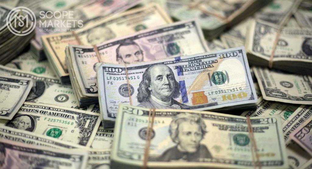 Đô la Mỹ suy yếu trở lại