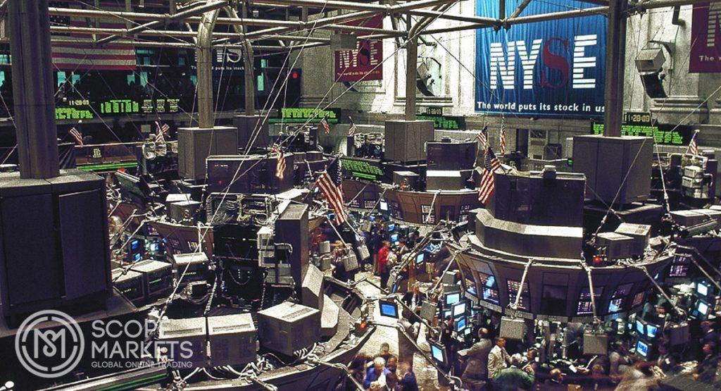 Các công ty tài chính đầu tư vào thị trường chứng khoán