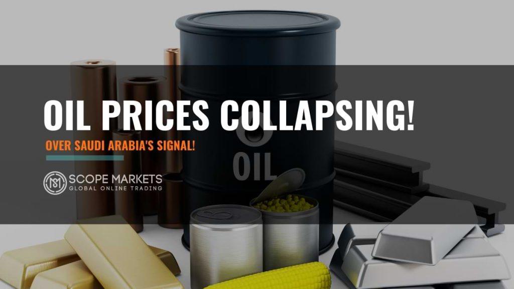 saudi Arabia - bad news for Oil prices - gold