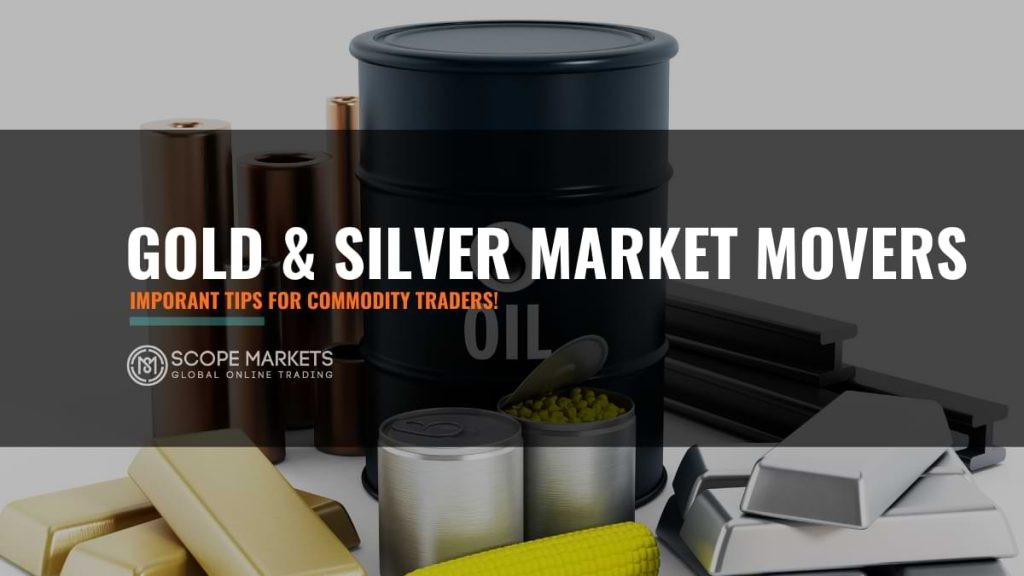 gold and silver market movers