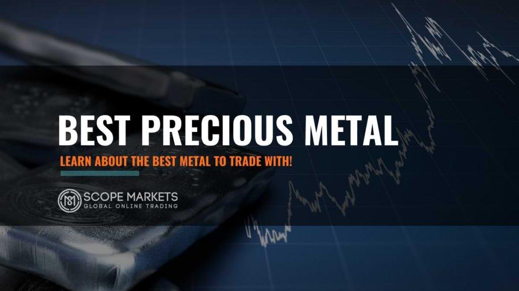 precious metal - invest in metals