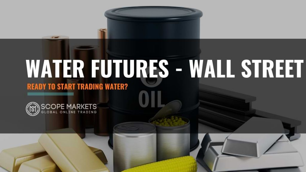 water futures on wall street