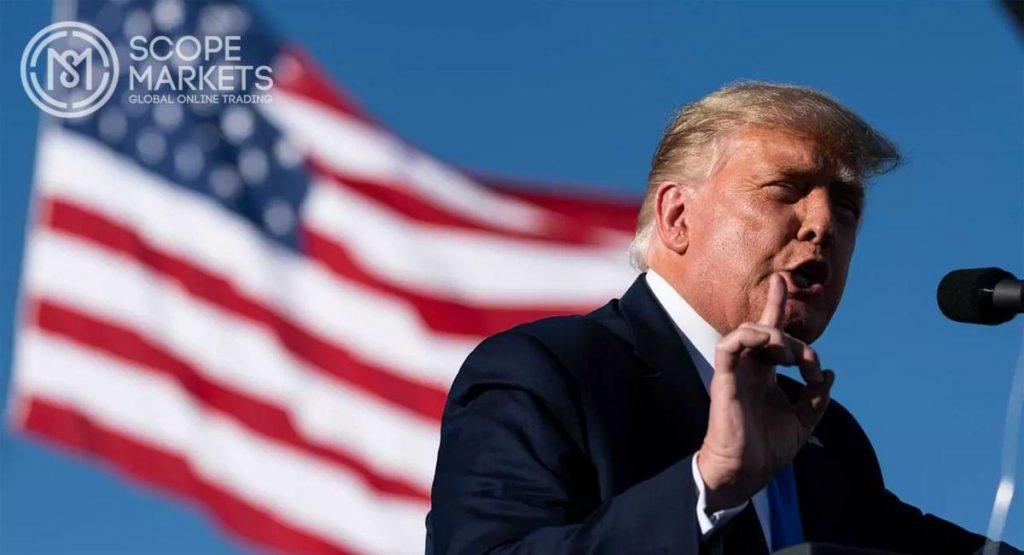 Tổng thống Donald Trump bảo vệ lương hưu người lao động