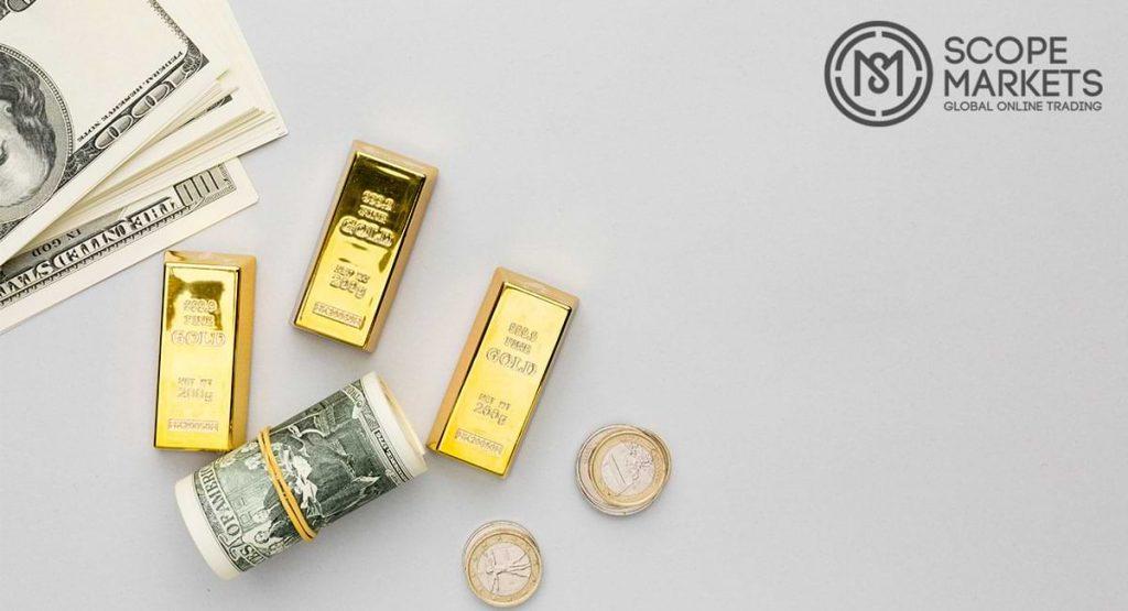 Giá vàng thế giới khởi sắc
