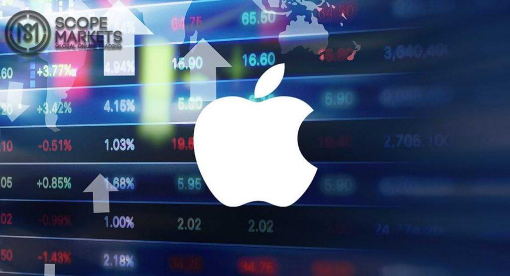 Apple sụt giảm do doanh số Iphone
