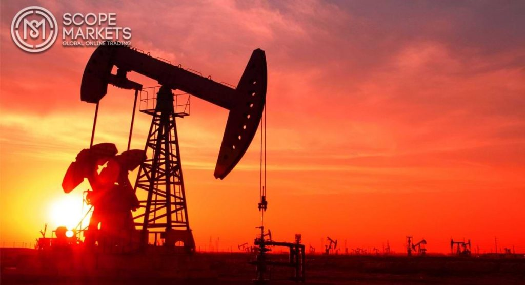 Giá dầu thô tăng do dự trữ giảm