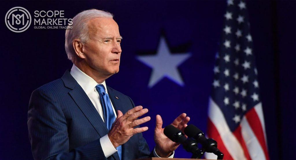 Dự định của Joe Biden