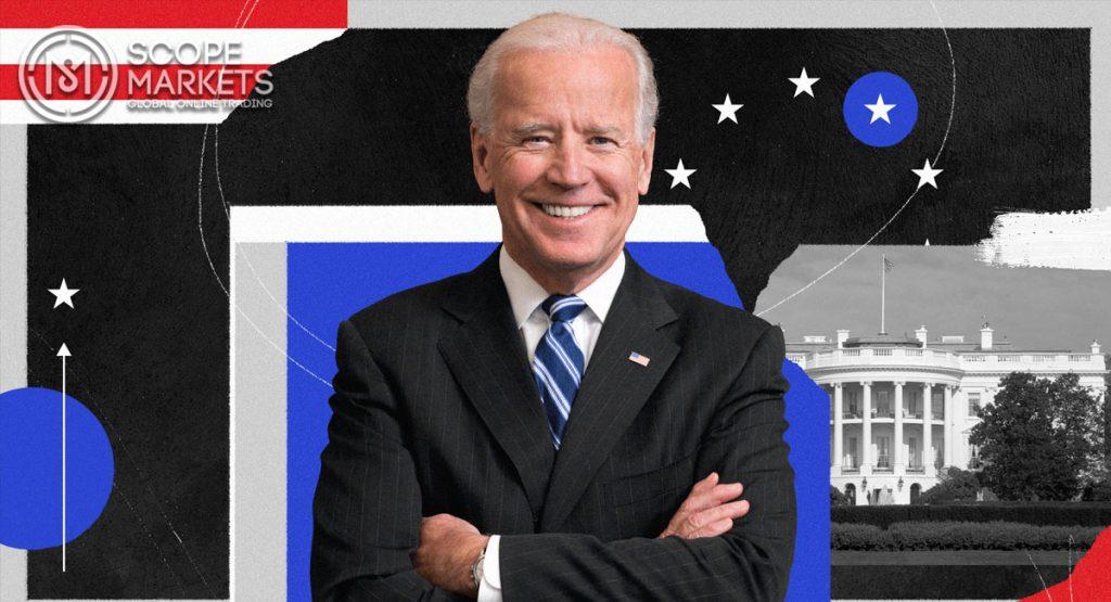 Sự ủng hộ dành cho ông Joe Biden
