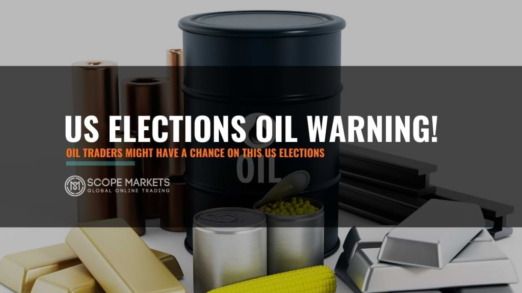 oil traders - us elections