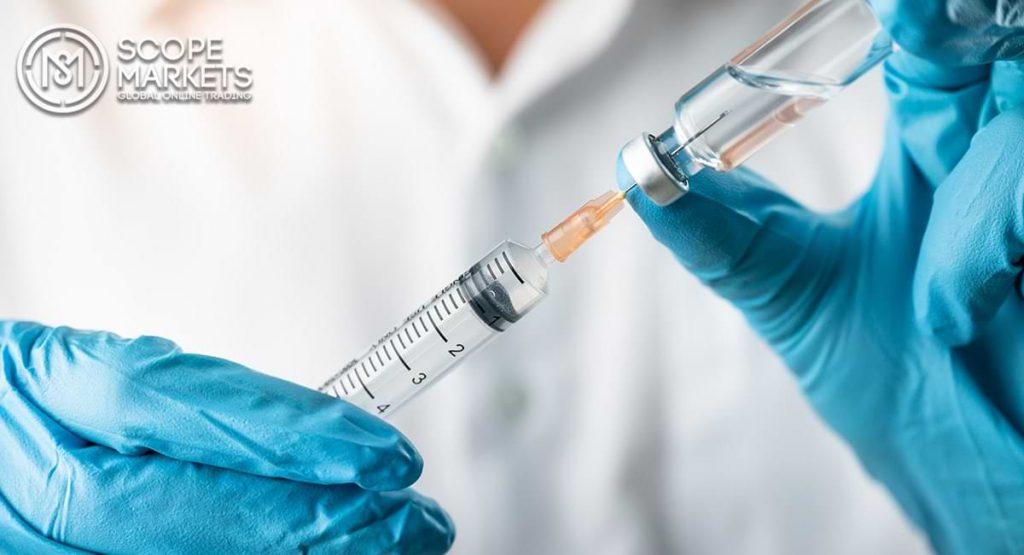 Việc vắc xin được thông qua tác động mạnh mẽ tới nền kinh tế thị trường