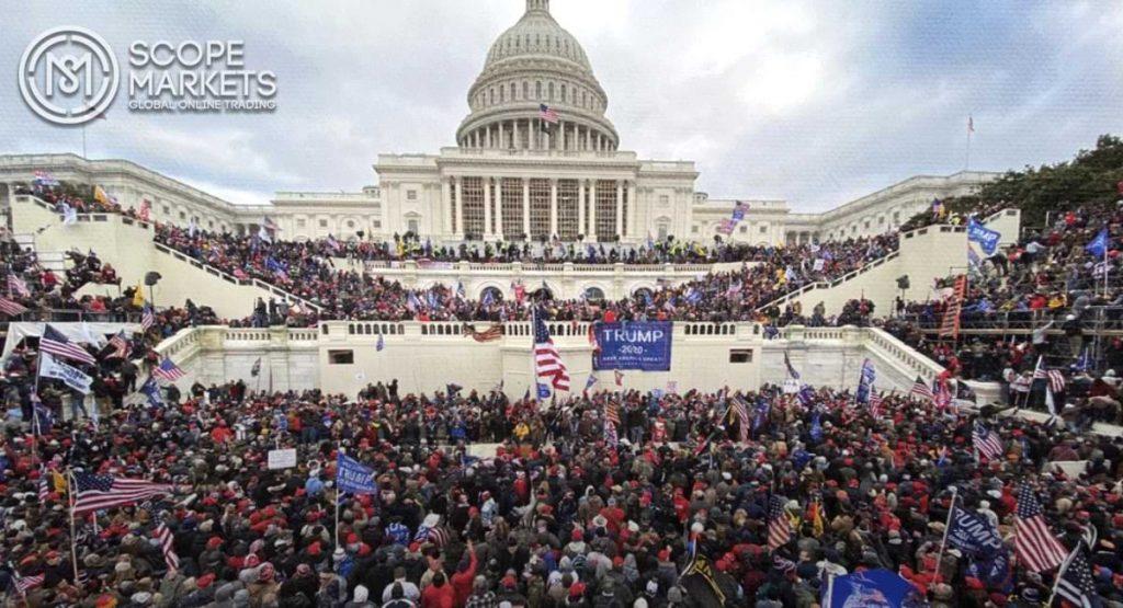 Hỗn loạn tại Washington
