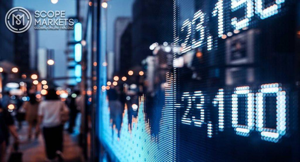Chứng khoán châu Á bị xáo trộn bởi trái phiếu toàn cầu