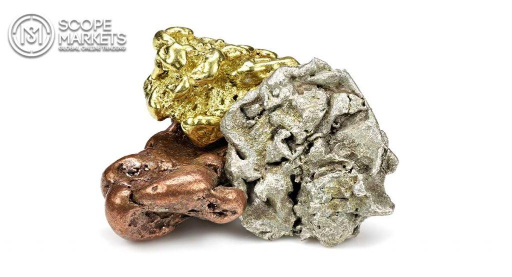Thị trường kim loại quý