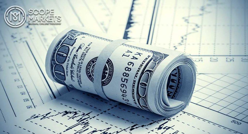 Đồng đô la giảm giá tại Châu Á