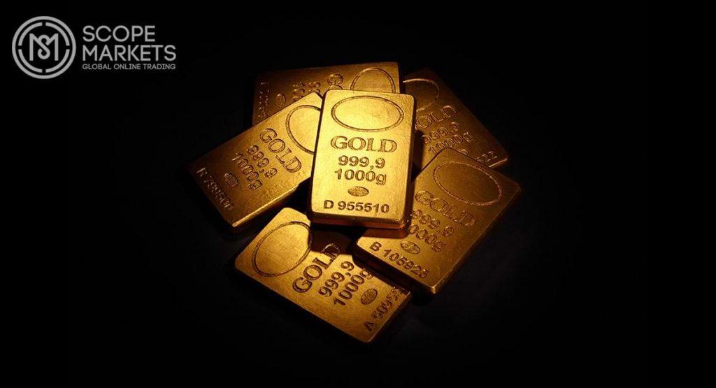 Vàng thế giới giảm gần 2%