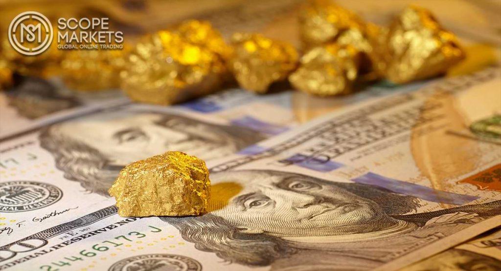 Đà giảm của giá vàng
