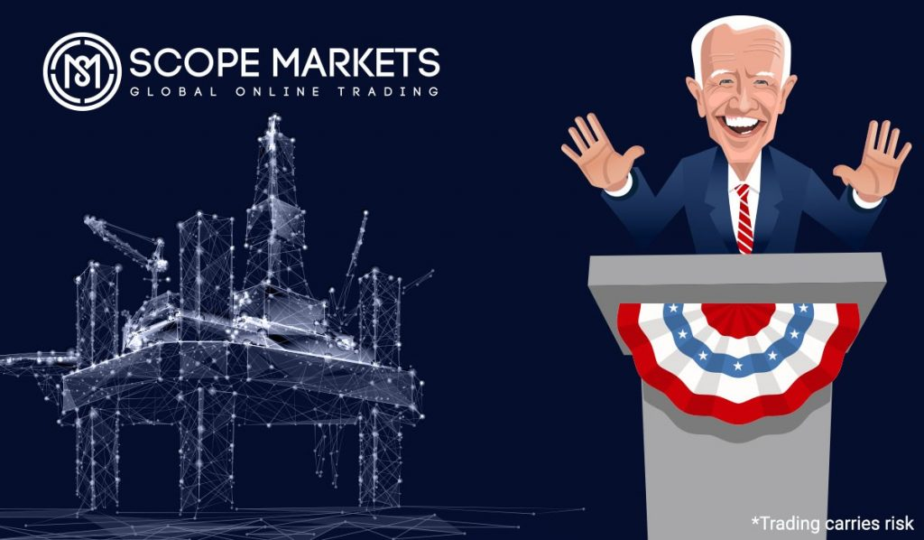 Biden Suspends New Oil and Gas Drilling on federal land Scope Markets