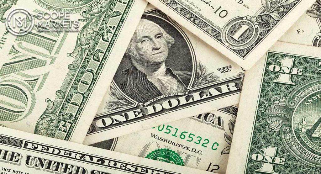 Đồng đô la giảm khi lạm phát tăng