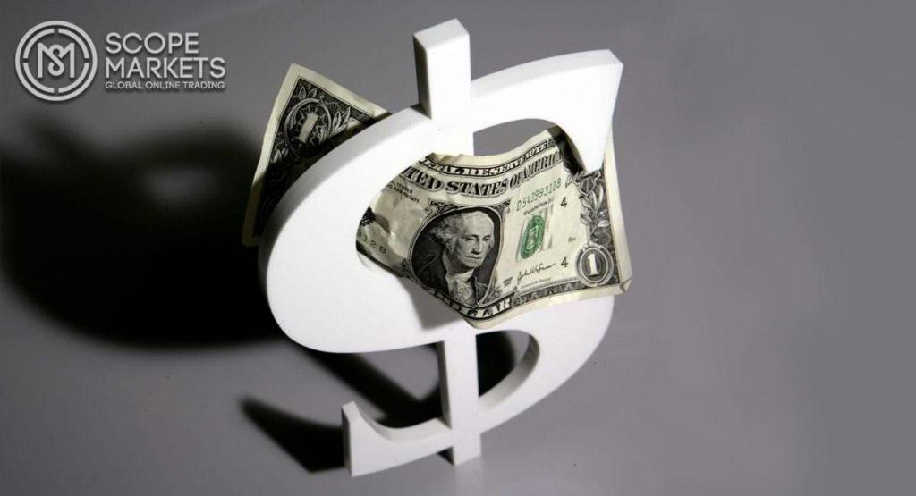 Đồng Đô la giảm giá