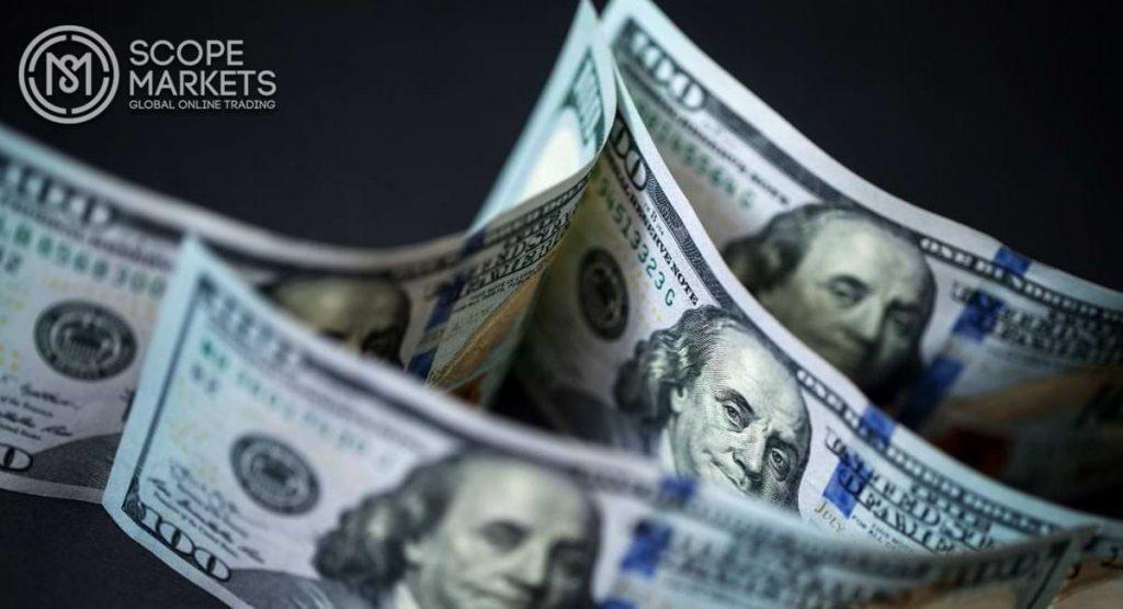 Đồng Đô la giảm tại Châu Á