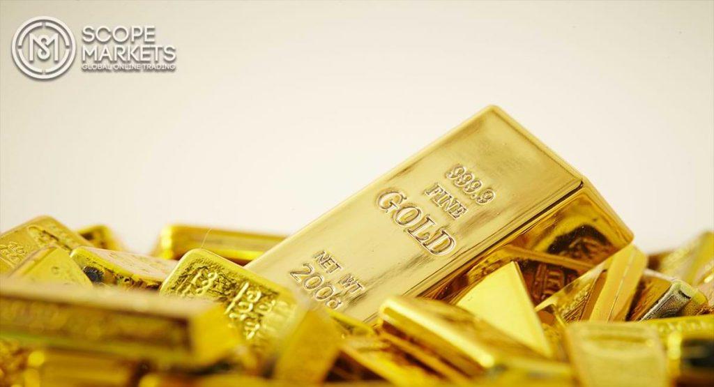 Khởi sắc giá vàng phiên Mỹ