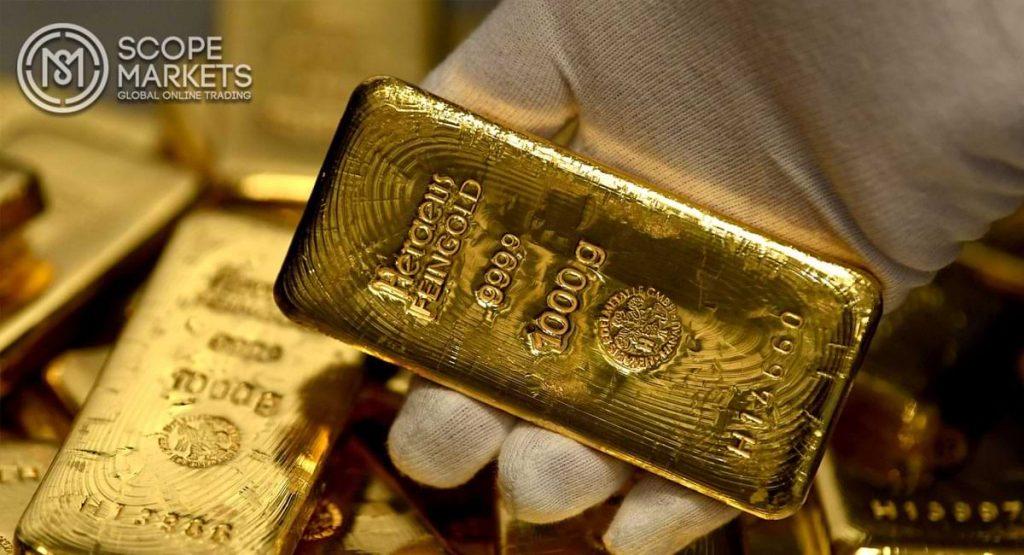 Vàng phiên Mỹ tăng lên trên 1.780 USD, sau khi Fed quyết định chính sách
