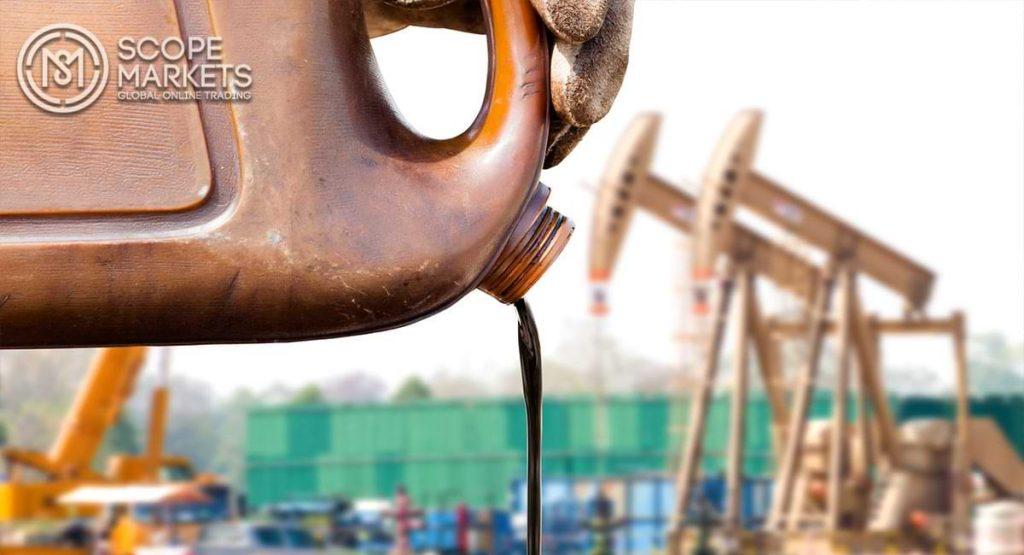 Giá dầu tăng lên mức cao