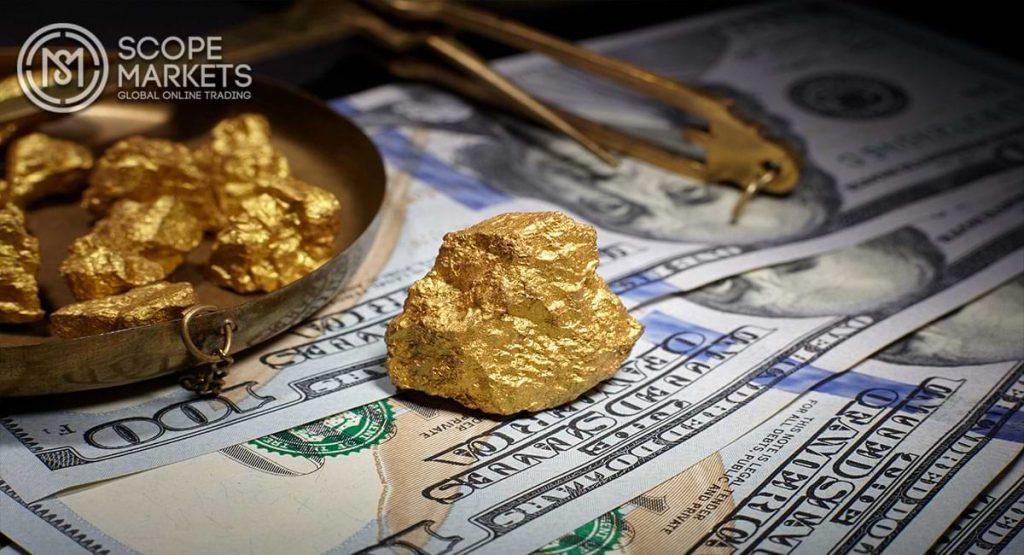 Giá vàng phục hồi
