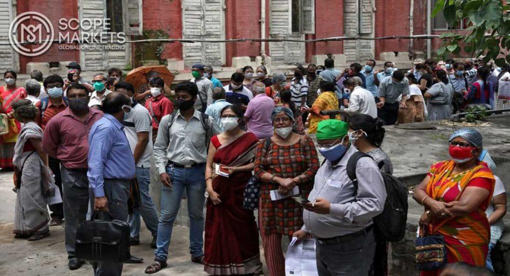 Các ca nhiễm ở Ấn Độ thấp nhưng WHO cho biết kết quả dương tính cao