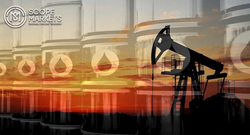 Giá dầu thô giảm xuống thấp hơn