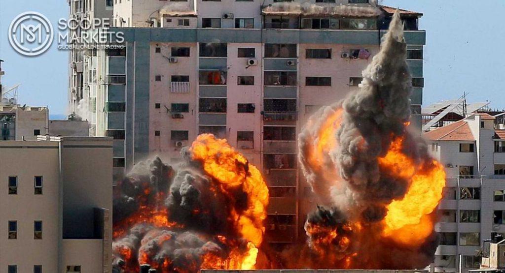 Các cuộc không kích của Israel