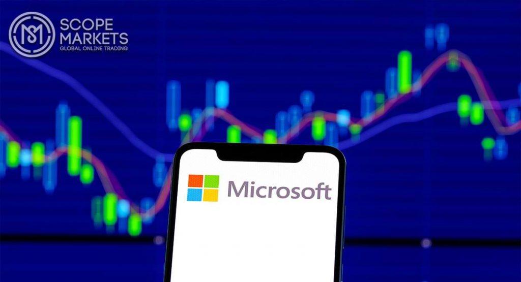 Tiềm năng tăng trưởng của cổ phiếu Microsoft