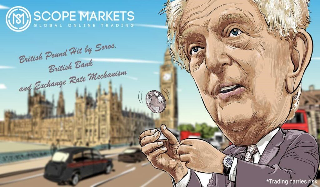 British Pound Hit by Soros, British Bank and Exchange Rate Mechanism Scope Markets
