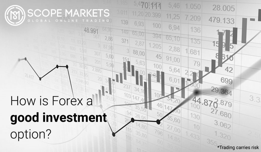 How is Forex a good investment option?