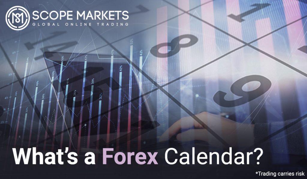 What's a Forex Calendar?  Scope Markets